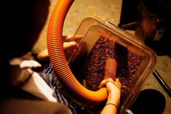 Шоколадное производство